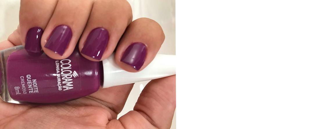 Manicure em Varginha